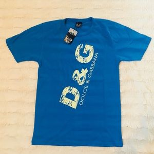 men's Dolce and Gabbana tee